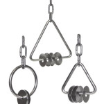 Rattles, Stainless Steel